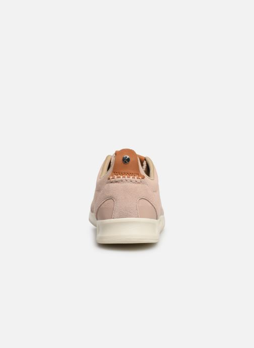 Sneaker Kickers KICK 18 WN rosa ansicht von rechts