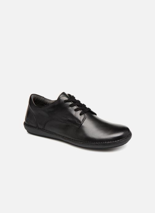 Schnürschuhe Kickers FOWFO schwarz detaillierte ansicht/modell