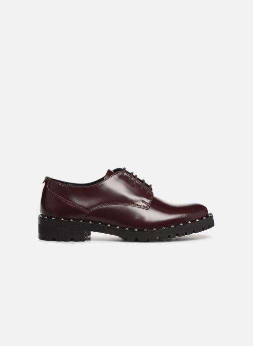 Chaussures à lacets Kickers ROLLIE Bordeaux vue derrière