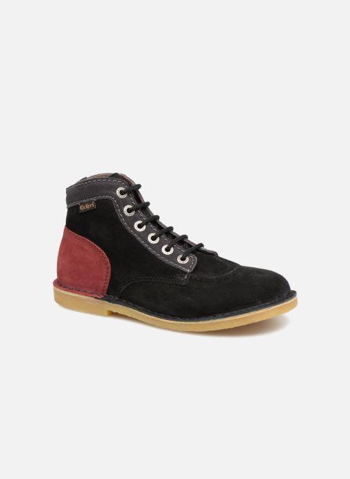 Kickers ORILEGEND F MULTI (schwarz) - Stiefeletten & Stiefel Stiefel Stiefel bei Más cómodo e325dc