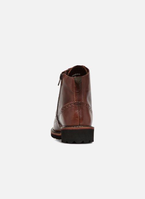Bottines et boots Kickers RUMBA Marron vue droite