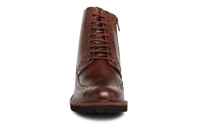 Boots en enkellaarsjes Kickers RUMBA Bruin model