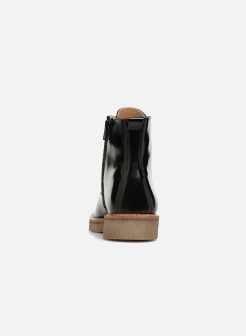 Bottines et boots Kickers OXIGENO Noir vue droite