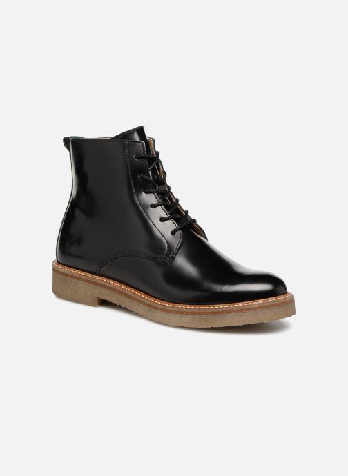 Bottines et boots Kickers OXIGENO Noir vue détail/paire