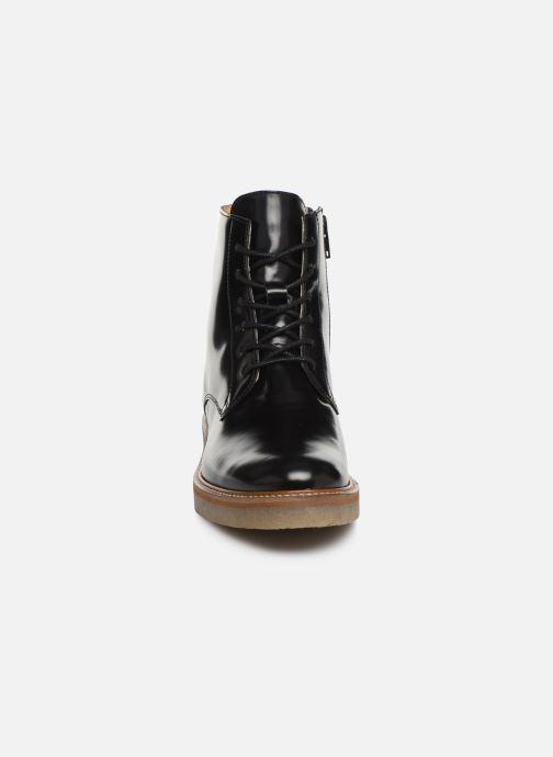 Boots en enkellaarsjes Kickers OXIGENO Zwart model