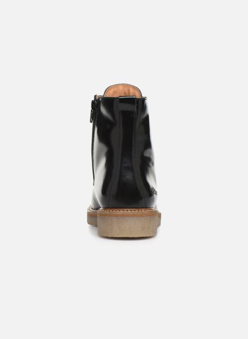 Stiefeletten & Boots Kickers OXIGENO schwarz ansicht von rechts