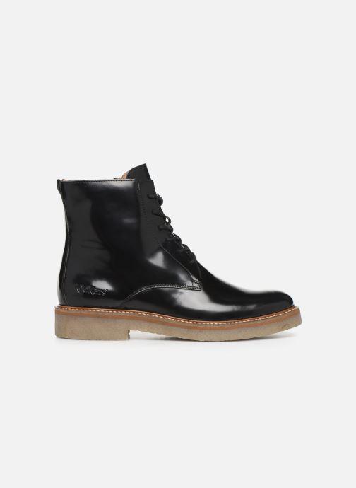 Boots en enkellaarsjes Kickers OXIGENO Zwart achterkant
