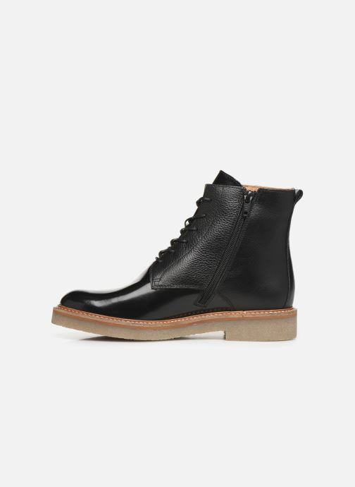 Bottines et boots Kickers OXIGENO Noir vue face