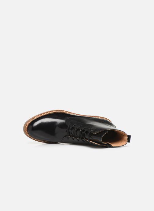 Bottines et boots Kickers OXIGENO Noir vue gauche