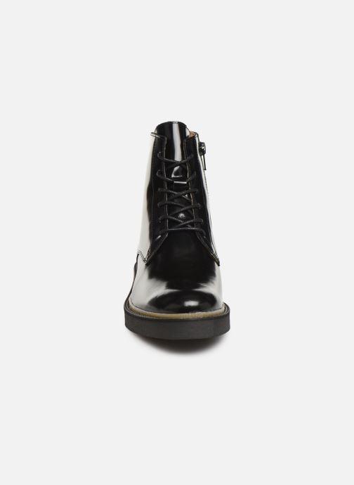 Botines  Kickers OXIGENO Negro vista del modelo