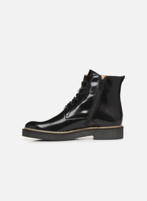 Boots en enkellaarsjes Kickers OXIGENO Zwart voorkant