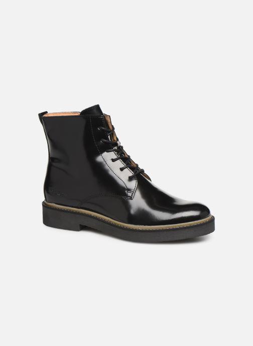 Boots en enkellaarsjes Kickers OXIGENO Zwart detail