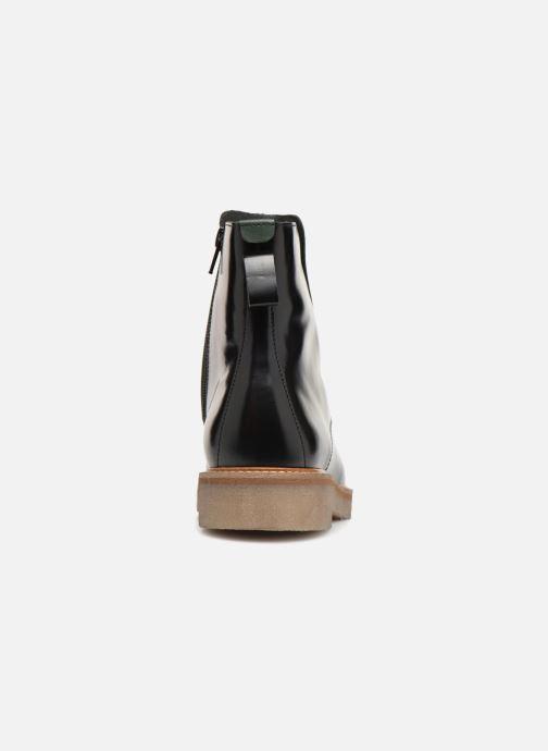Bottines et boots Kickers OXCIRCLE Noir vue droite