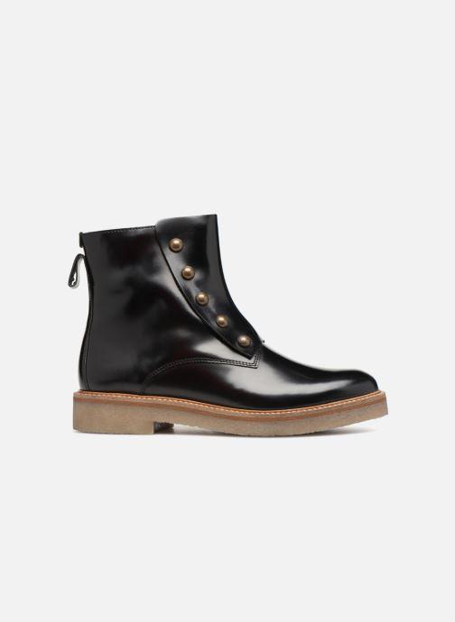 Bottines et boots Kickers OXCIRCLE Noir vue derrière