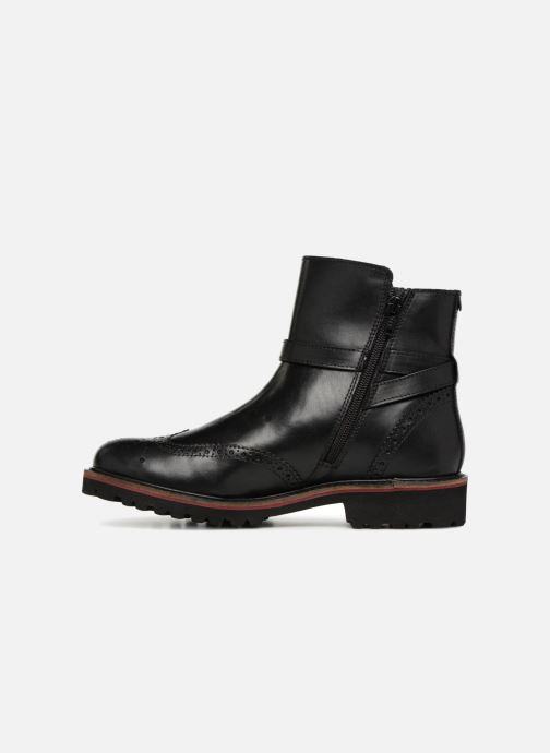 Stiefeletten & Boots Kickers RHUM schwarz ansicht von vorne
