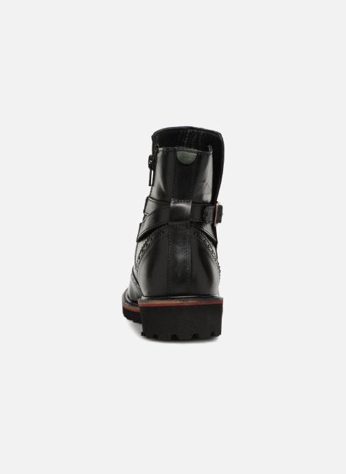 341220 Rhum Kickers Chez Bottines noir Boots Et Sarenza aOnaRBwx