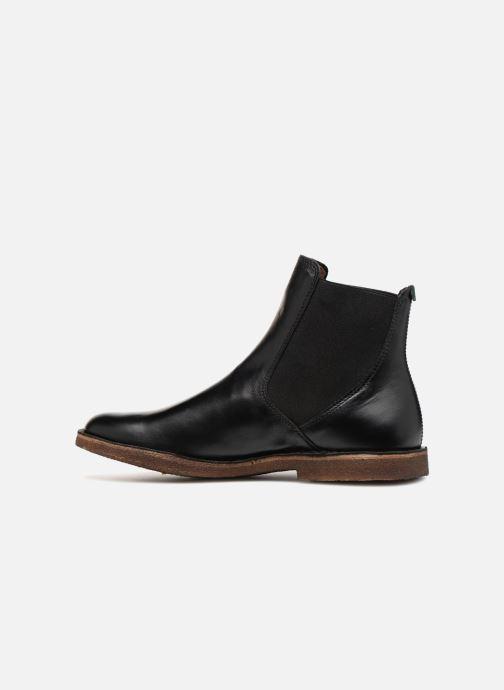 Stiefeletten & Boots Kickers TINTO schwarz ansicht von vorne
