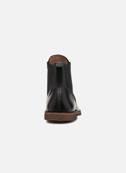 Stiefeletten & Boots Kickers TINTO schwarz ansicht von rechts