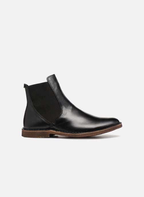 Stiefeletten & Boots Kickers TINTO schwarz ansicht von hinten