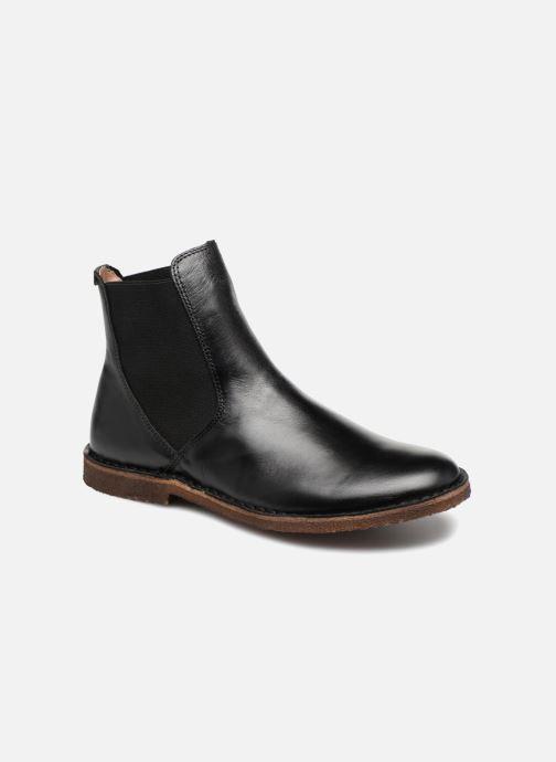 Stiefeletten & Boots Kickers TINTO schwarz detaillierte ansicht/modell