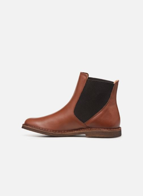 Stiefeletten & Boots Kickers TINTO braun ansicht von vorne
