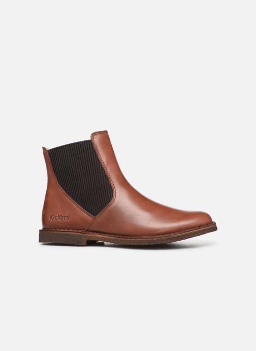 Stiefeletten & Boots Kickers TINTO braun ansicht von hinten