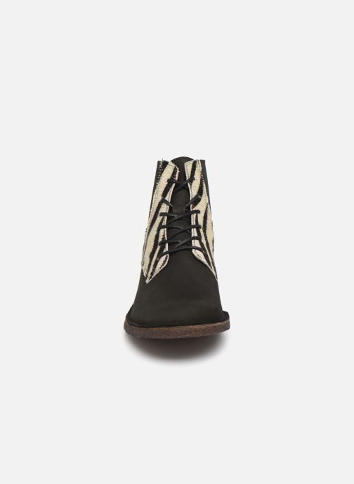 Stiefeletten & Boots Kickers TITI mehrfarbig schuhe getragen