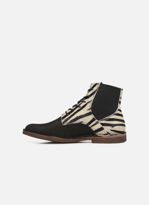 Bottines et boots Kickers TITI Multicolore vue face