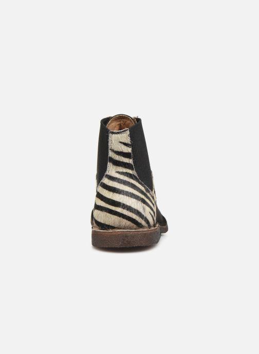Bottines et boots Kickers TITI Multicolore vue droite