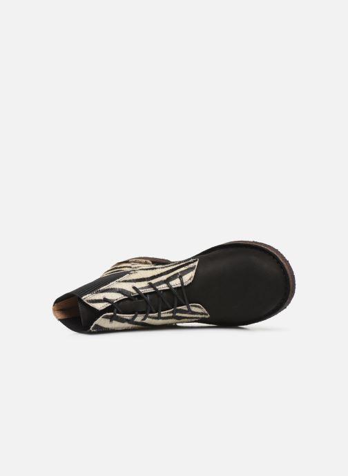 Stiefeletten & Boots Kickers TITI mehrfarbig ansicht von links