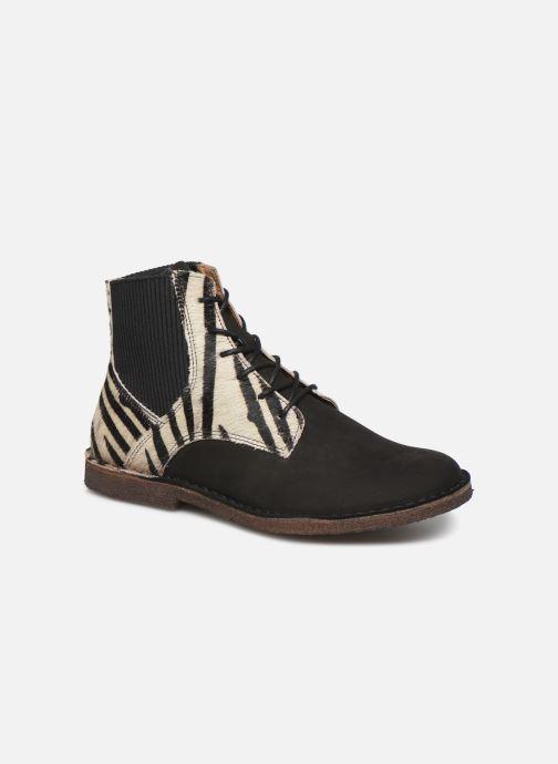 Ankelstøvler Kickers TITI Multi detaljeret billede af skoene