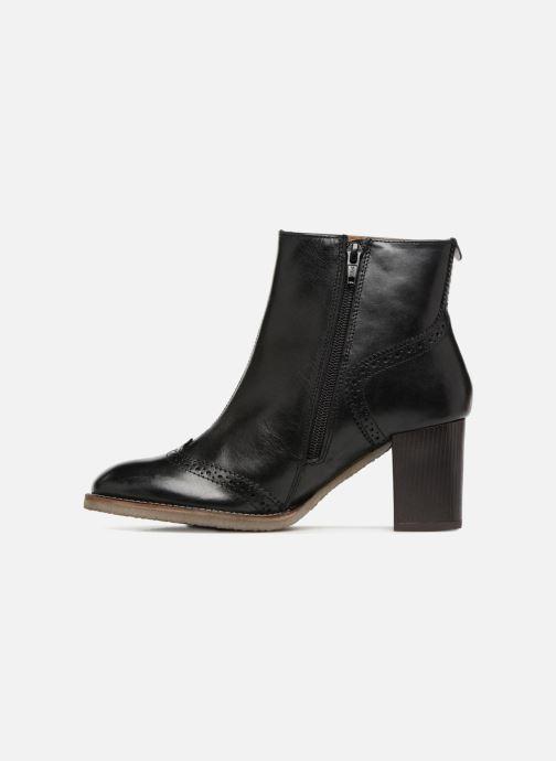 Bottines et boots Kickers MISTY Noir vue face