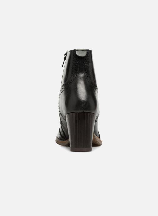 Bottines et boots Kickers MISTY Noir vue droite