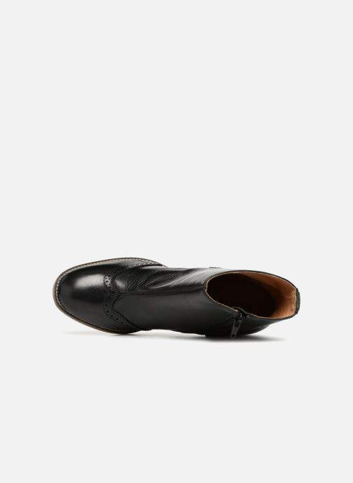 Bottines et boots Kickers MISTY Noir vue gauche