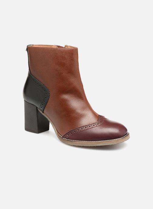Bottines et boots Kickers MISTY Marron vue détail/paire