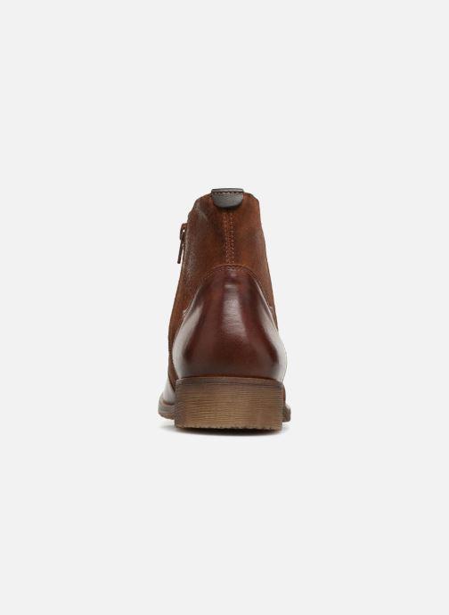 Stiefeletten & Boots Kickers LIXY braun ansicht von rechts
