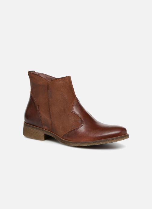 Stiefeletten & Boots Kickers LIXY braun detaillierte ansicht/modell