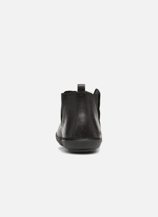 Bottines et boots Kickers FONZINE Noir vue droite