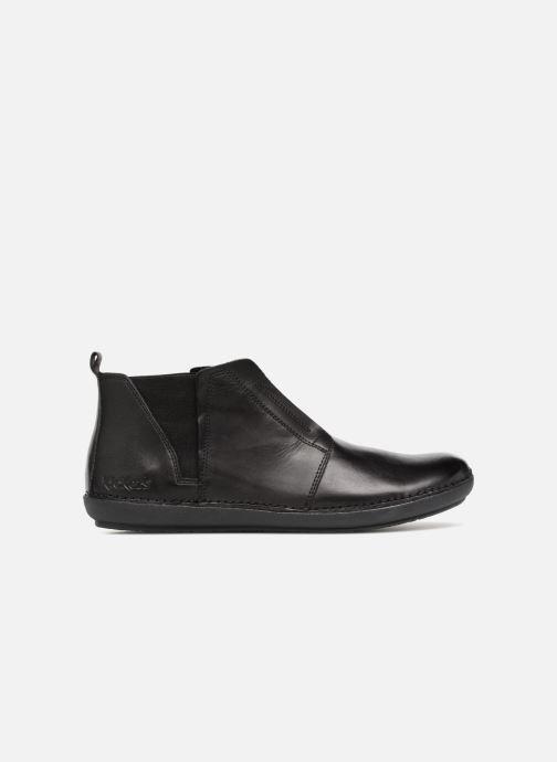 Bottines et boots Kickers FONZINE Noir vue derrière