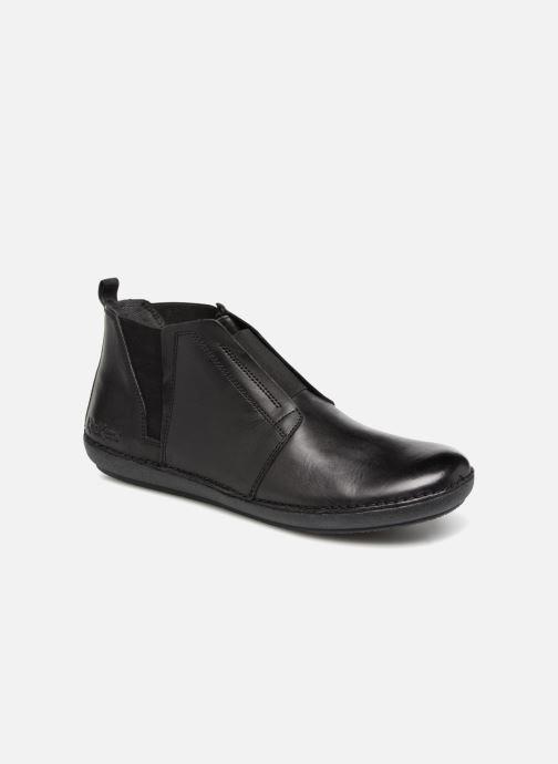Bottines et boots Kickers FONZINE Noir vue détail/paire