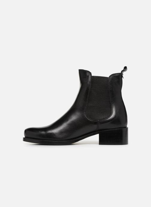 Bottines et boots Kickers PEARLIE Noir vue face