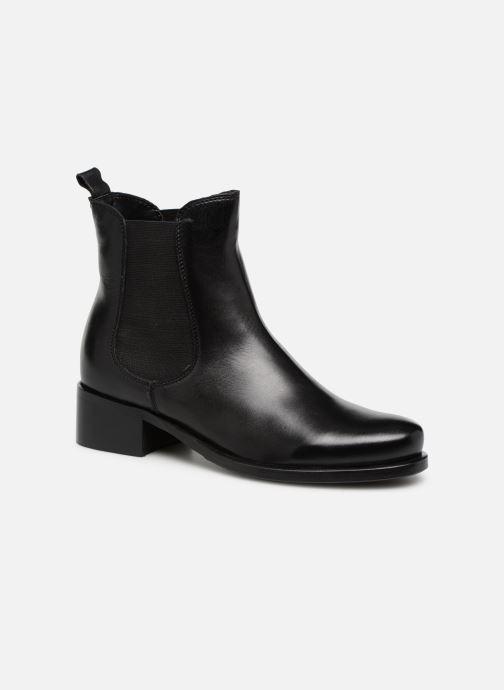Bottines et boots Kickers PEARLIE Noir vue détail/paire