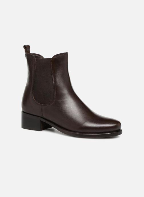 Sarenza Kickers Bottines Et Chez 341243 marron Boots Pearlie w6SqwrY