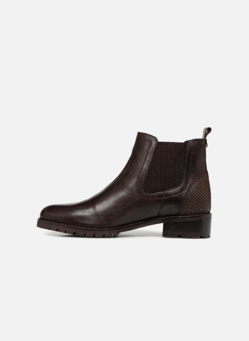 Bottines et boots Kickers ESTER Marron vue face