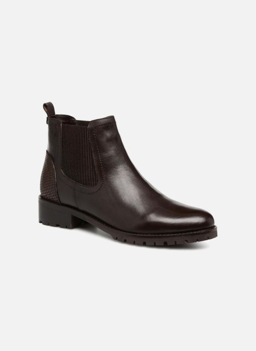 Bottines et boots Kickers ESTER Marron vue détail/paire