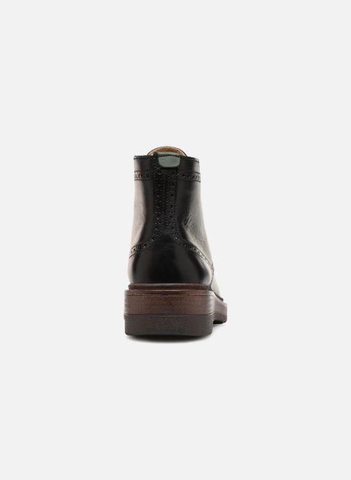 Stiefeletten Kickers Archiduc amp; schwarz 341246 Boots v6P6qw