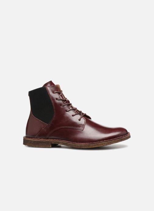 Stiefeletten & Boots Kickers TANGO weinrot ansicht von hinten