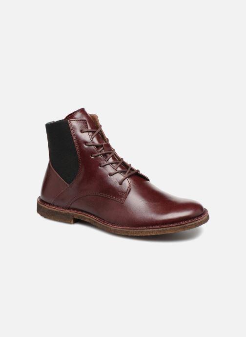 Stiefeletten & Boots Kickers TANGO weinrot detaillierte ansicht/modell