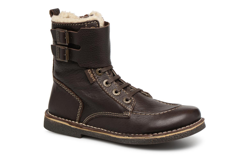 Zapatos de mujer baratos zapatos de mujer -  Kickers MEENELY (Marrón) - mujer Botines  en Más cómodo 023cc8
