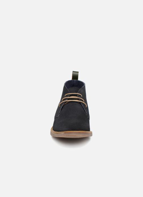 Stiefeletten & Boots Kickers TYL F blau schuhe getragen